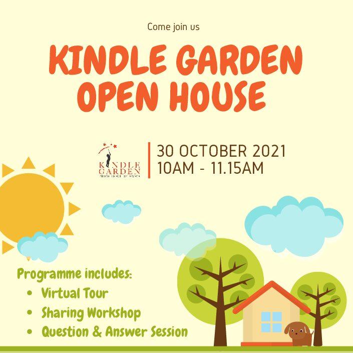 Kindle Garden Open House 2021
